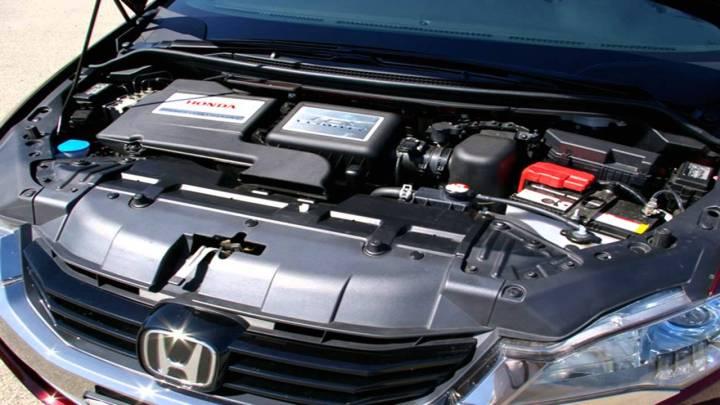 Honda FCX Clarity Motor
