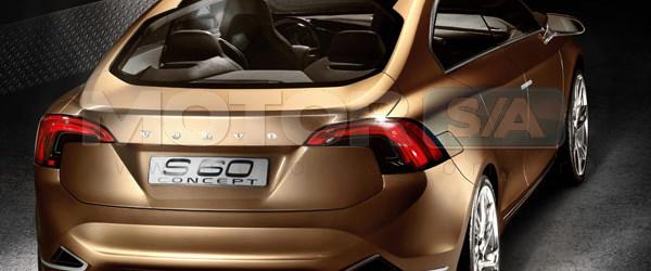 Novo Volvo s60 Concept