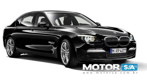 BMW M7 2010