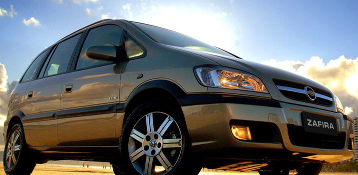 Chevrolet Zafira 2010