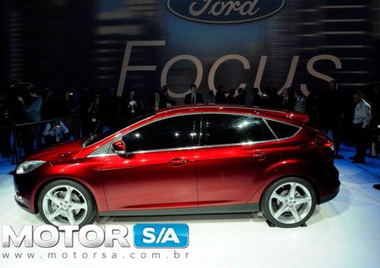 Novo Ford Focus 2011 - fotos de carros