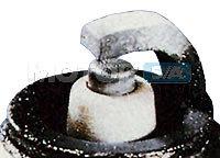 Velas de Ignição - desgaste natural