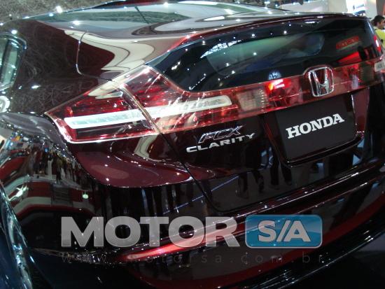 Fotos de carros - Honda FCX Clarity