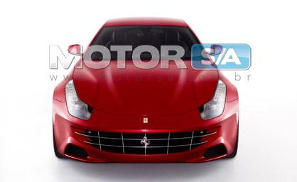 Fotos de Carros - Nova Ferrari FF