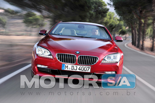 Nova BMW Série 6 Coupé