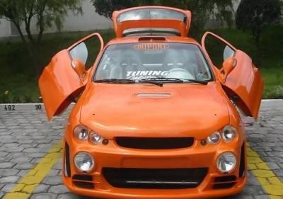 Corsa Tuning - Fotos de carros tuning