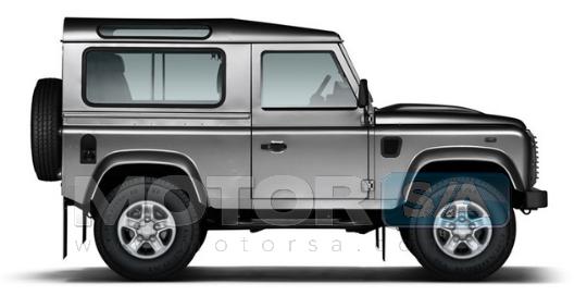 Land Rover Defender - foto