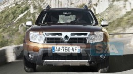 Renault Duster 2012 - fotos