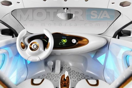 Fotos de Carros - Smart Forvision Fortwo
