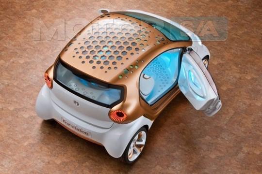 Fotos de Carros - Smart Forvision Fortwo