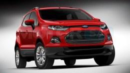 Novo Ford Ecosport 2013