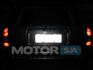 Placa Refletiva obrigatória para veículos