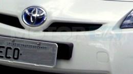 Toyota Prius 2012 Brasil