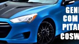 Hyundai Genesis Cosworth