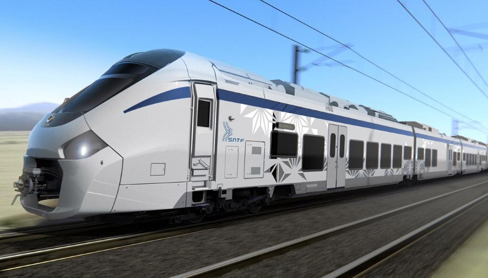 transport ferroviaire algérie