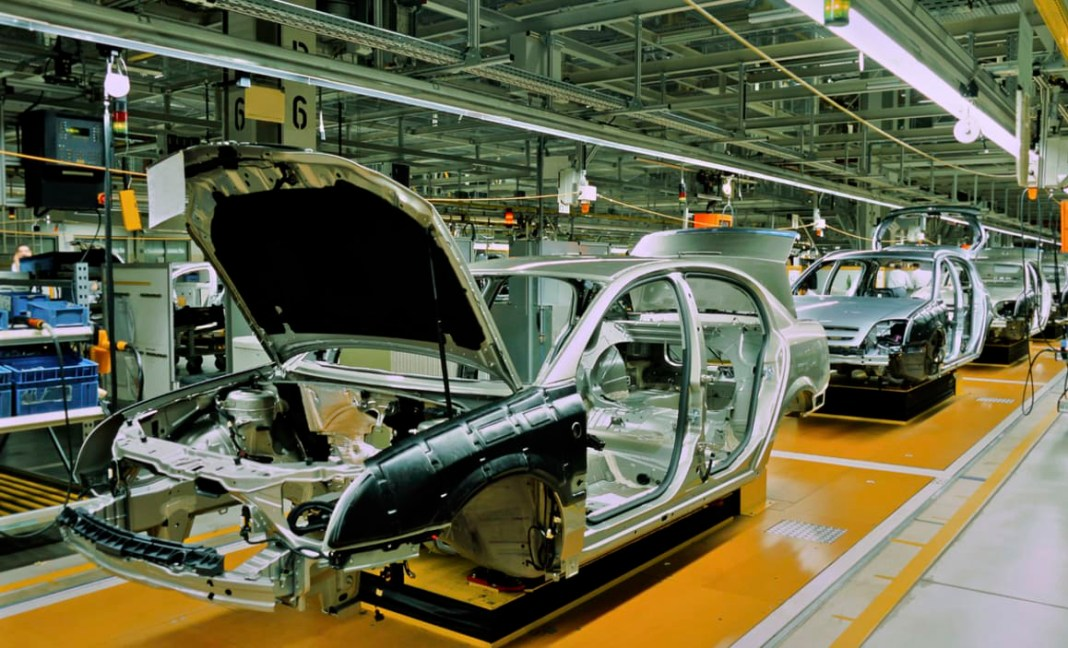 Industrie automobile Algérie