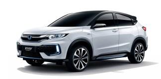 Honda dévoile le concept X-NV au salon de Shanghai