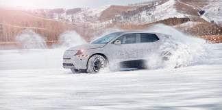 Le SUV électrique chinois Byton