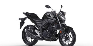 Yamaha MT 03 disponible à la commande au prix de 969 000 DA