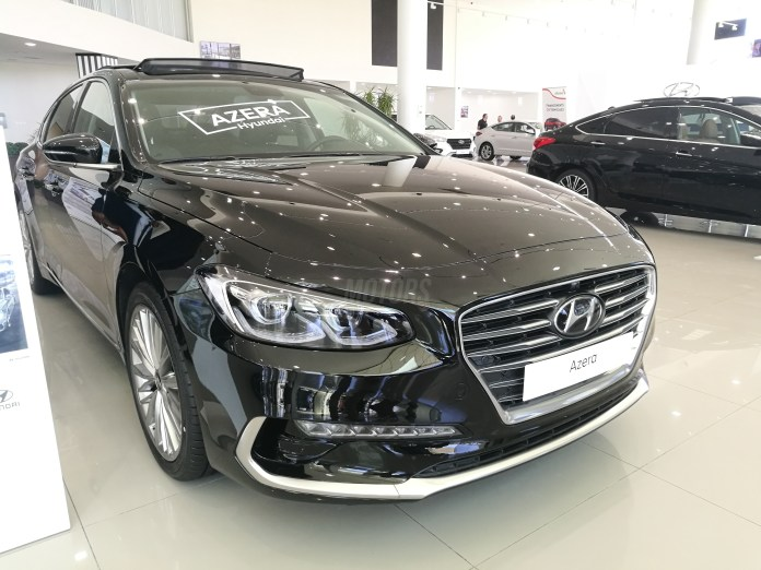 Hyundai AZERA Cima Motors