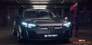 "Audi and Sony Pictures Entertainment Team Up On ""Spider-Man™"