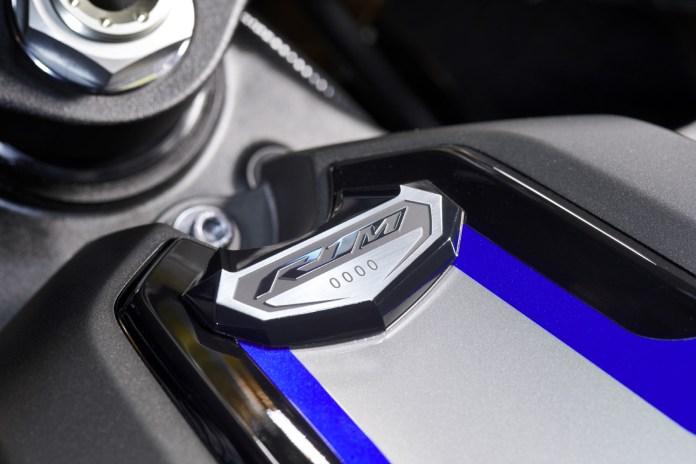 Yamaha YZF-R1 et YZF-R1M