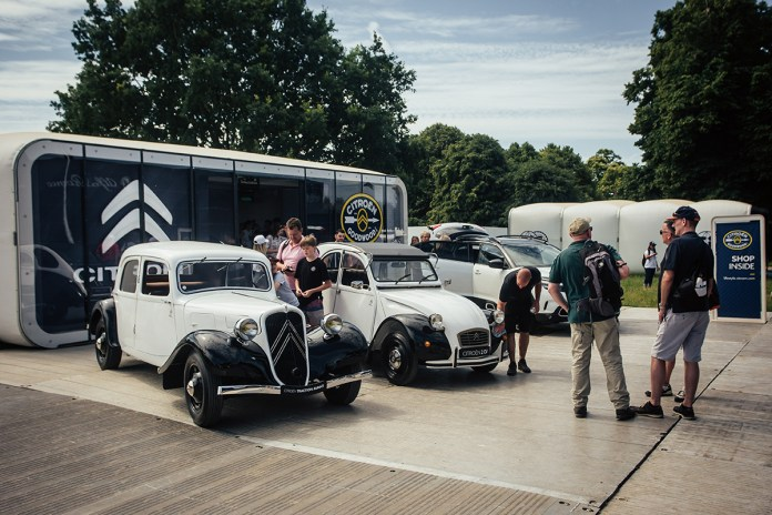 Citroen Goodwood Festival