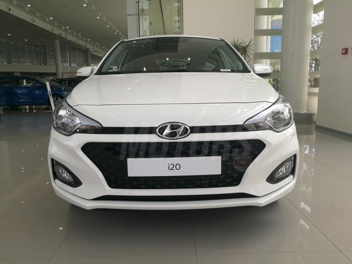 Hyundai i20 Cima Motors