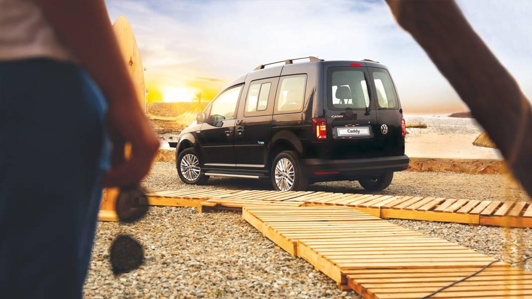 Volkswagen Caddy Wave SOVAC