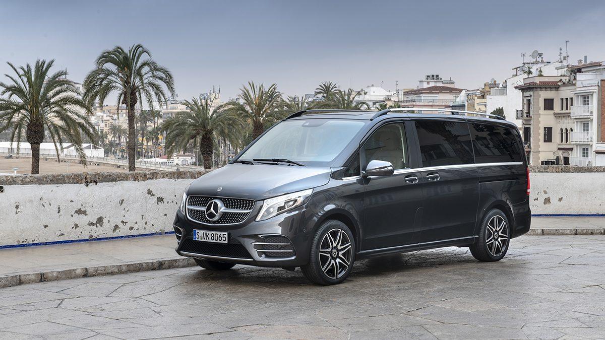Trophées Millésime 2019 : La nouvelle Mercedes Classe V ...