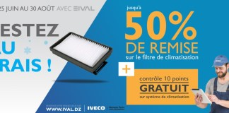 ival iveco remise climatisation