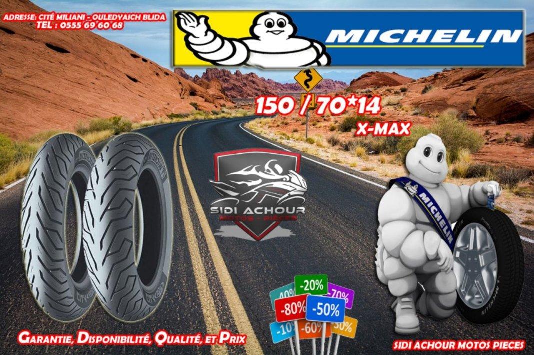 sidi achour motos pièces pneus michelin