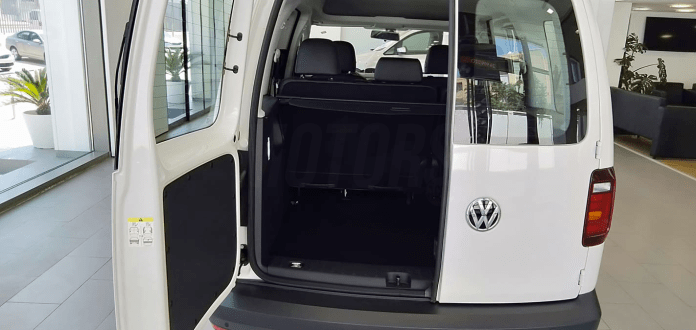 Volkswagen Caddy SOVAC Algérie