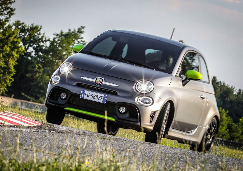 All New Electric Fiat 500 Spied Testing Ahead Of 2020 Reveal