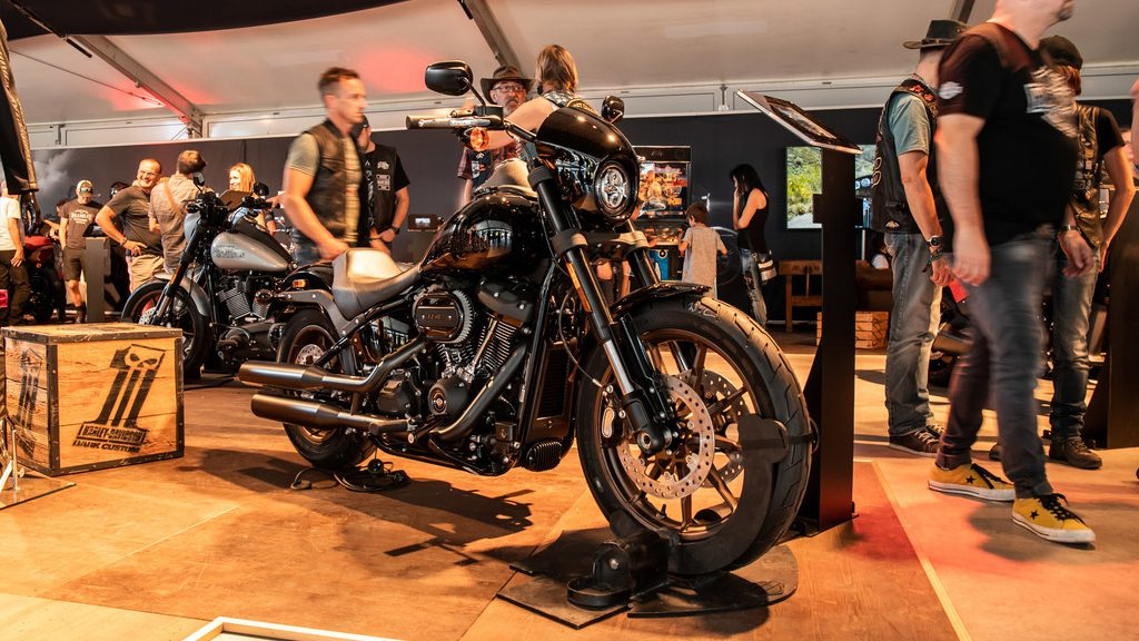 Motorcycle Events September 2020.Harley Davidson 2020 Motorcycles On Show At The European