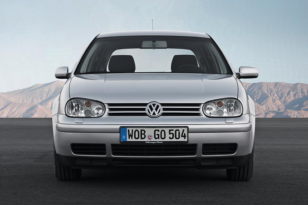 Volkswagen Golf - fourth Generation
