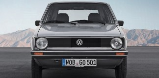Volkswagen Golf - first Generation