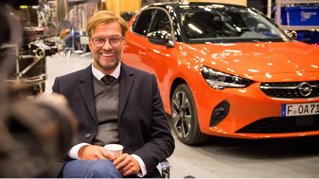 OPEL - Jürgen Klopp