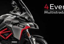 DUCATI 4Ever Multistrada