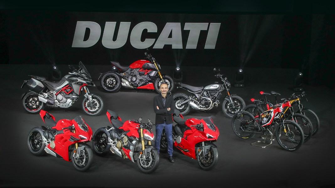 Ducati World Premiere 2020