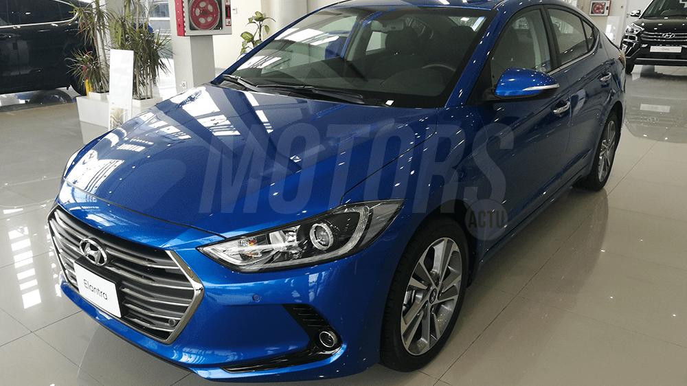 Hyundai elantra cima motors algérie