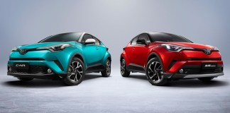 Toyota C-HR VE