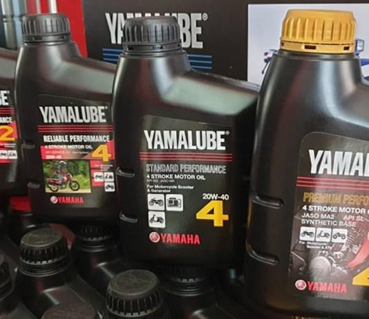 Yamalube lubrifiants