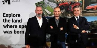 Claudio Domenicali, nouveau Président de Motor Valley