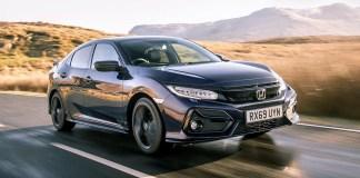 Honda Civic Sport Line 2020