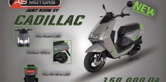 AS Motors CADILLAC 125
