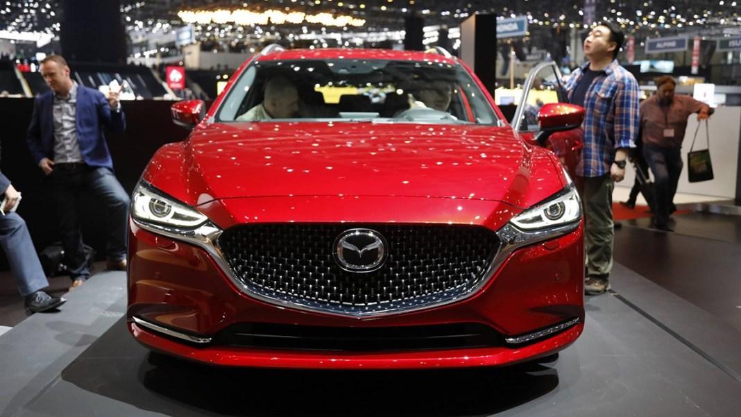 Mazda Jamal SPA