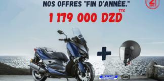 Yamaha Algérie (PROX4)