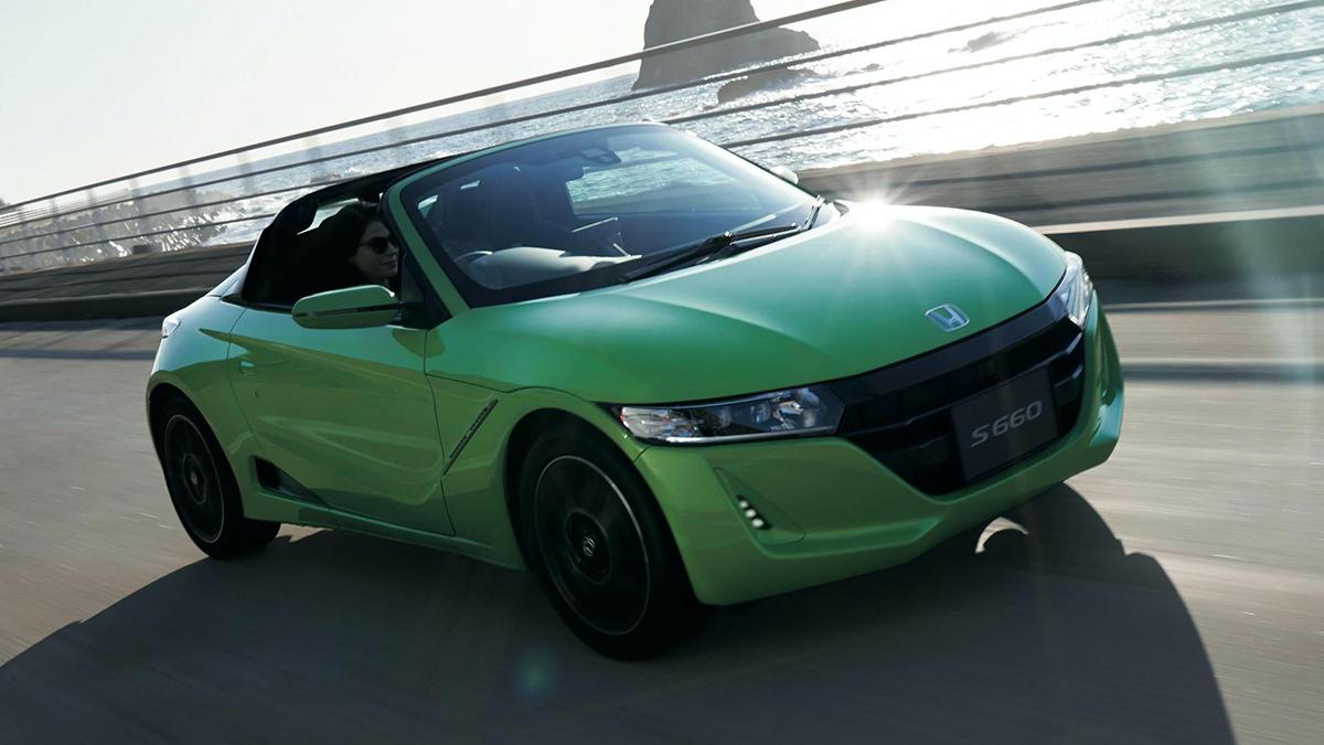 Honda S660 2020 sera commercialisée à partir de 18.535 ...