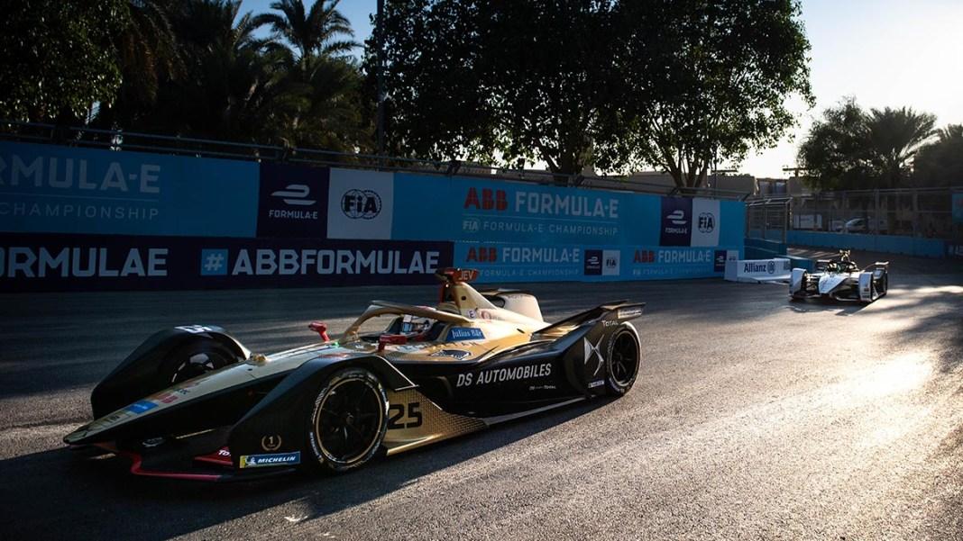 50e e-Prix de Formule E pour DS Automobiles !